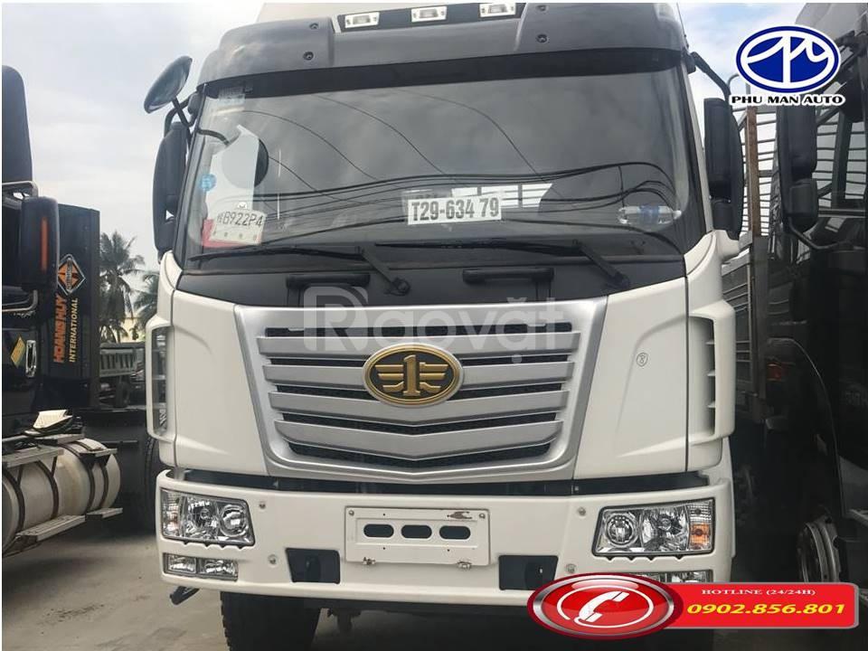Xe tải thùng dài 10 mét - nhập khẩu