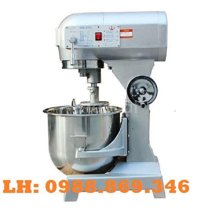 Máy  nhào bột, máy trộn bột, máy đánh trứng B15l