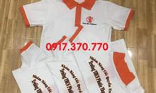 Xưởng may áo thun đồng phục cá sấu, in áo thun theo yêu cầu