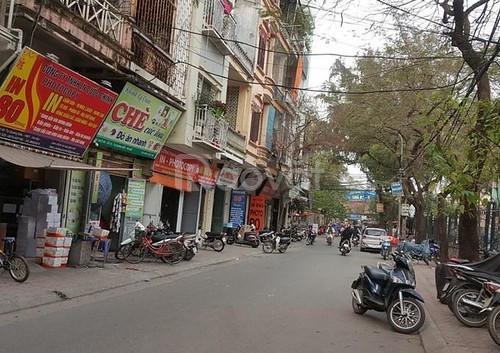 Cho thuê nhà mặt phố tại Phố Tạ Quang Bửu, Hai Bà Trưng dt 50m2
