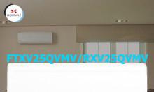 Điều hòa inverter Daikin 2 chiều 8.500BTU (FTXV25QVMV/RXV25QVMV)