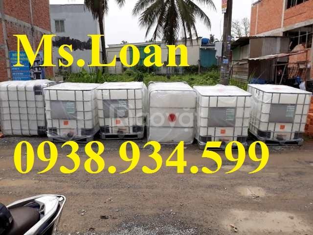 Bồn nhựa mới 1000 lít giá rẻ tại Thành Phố Hồ Chí Minh
