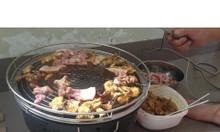 Bếp nướng than hoa ko khói,bếp nướng than hoa Nam Hồng,bếp nướng BN300