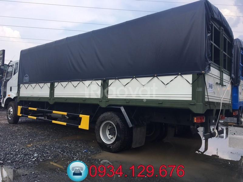 Bán xe tải thùng dài 10 mét ở tại Bình Dương