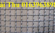 Lưới côn trùng inox 304, inox 201, lưới đan, hàn