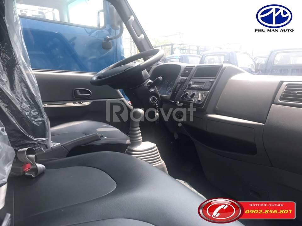 Hyundai 3 tấn - thùng dài 4m4 - nhập khẩu