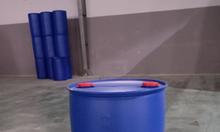 Phuy nhựa 220 lít 2 nắp, phuy nhựa 220 lít nắp mở, phuy nhựa 200 lít
