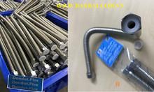 Ống mềm kết nối đầu phun chữa cháy, dây cấp nước, ống mềm kết nối PCCC
