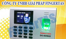 DG 600bid lắp đặt máy chấm công vân tay,thẻ cảm ứng giá rẻ