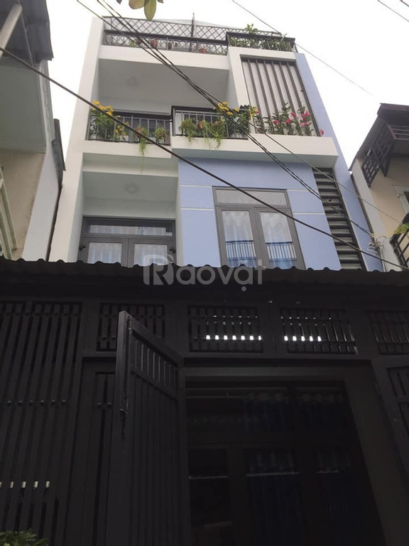 Bán nhà HXH Võ Thành Trang, Phường 11, Tân Bình, 94m2, 4*23.5m, 3 tầng, 7.6 tỷ