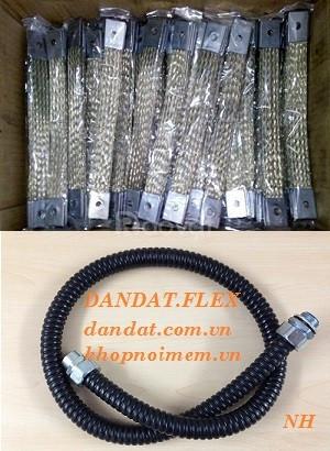 Ống ruột gà có lưới, ống luồn dây điện lõi thép, ống ruột gà lưới bện