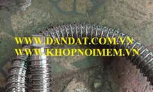Khớp nối cao su DN200, khớp nối mềm inox, khớp nối mềm inox nối bích