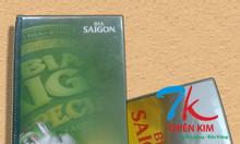 Cơ sở làm bìa menu kiếng bọc da, nơi cung cấp bìa đựng thực đơn