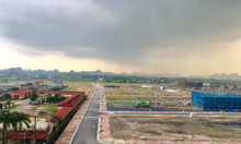 Uông Bí Newcity giá đất chỉ từ 11,5tr/1m2