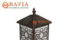 Đèn trụ cổng năng lượng mặt trời BAVIA ML-C0352