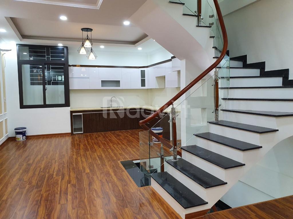 Nhà liền kề Mỗ Lao, 50m2 x 5 tầng, có gara ô tô