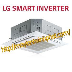 Thi công máy lạnh âm trần LG 2HP