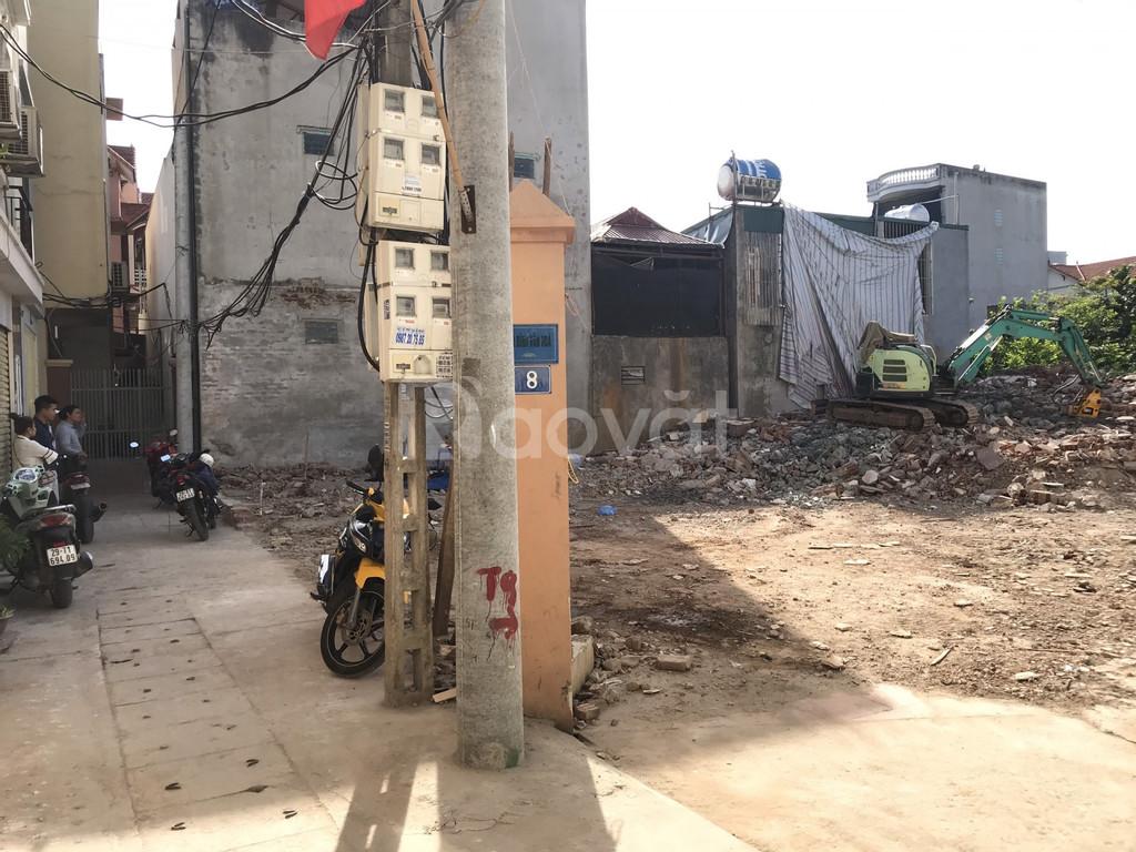 Bán đất Yên Nghĩa, Hà Đông sổ đỏ chính chủ (đã có giấy phép xây dựng)