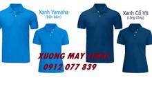 Vải thích hợp làm áo thun đồng phục công ty, nhóm, lớp