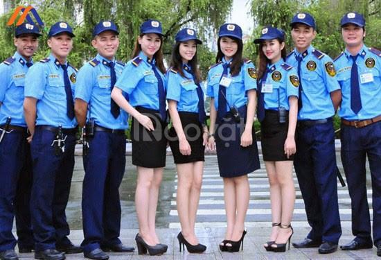 Đồng phục bảo vệ, vệ sĩ, bảo hộ lao động giá xưởng