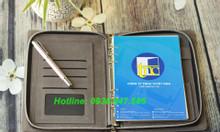 Xưởng in ấn sổ da sổ bìa da đẹp uy tín tại Hà Nội