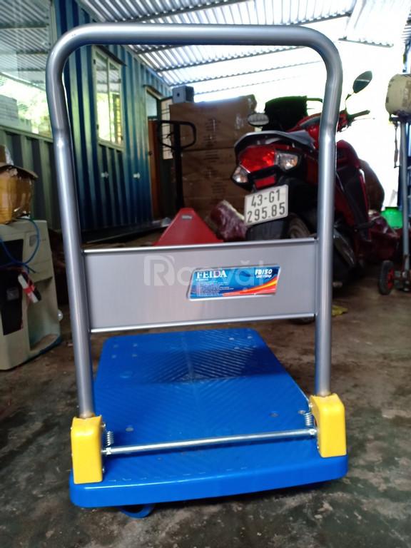 Báo giá nhanh xe đẩy hàng bằng nhựa FD giá rẻ tại Đà Nẵng