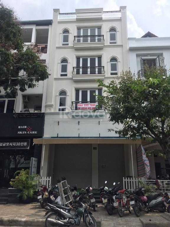 Gia đình cần cho thuê lại căn nhà đường Hà Huy Tập, Phú Mỹ Hưng, Q7 (ảnh 1)