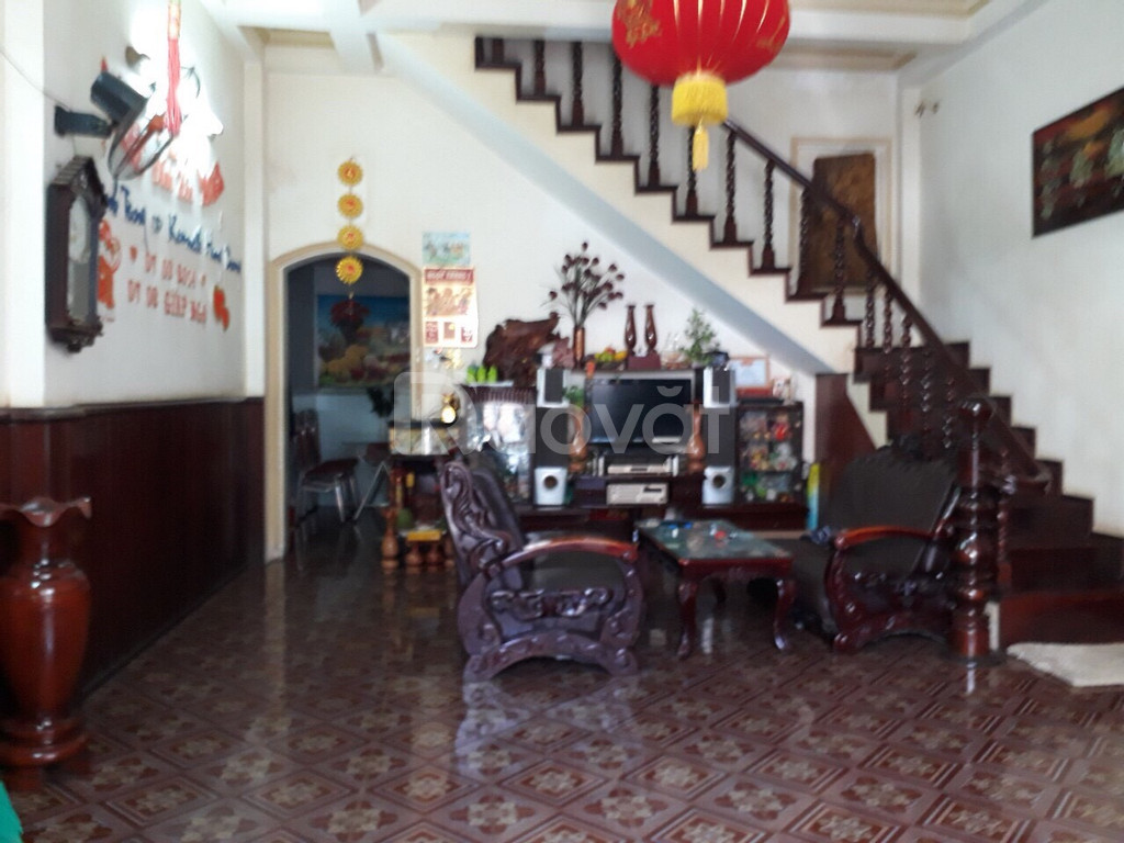 Bán nhà cuối đường Đề Pô TTTP Nha Trang