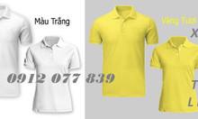 Xưởng may in áo thun vải tốt giá rẻ tận xưởng tại Bình Tân