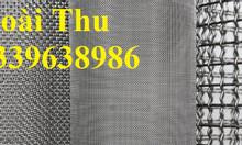 Lưới inox 304, inox 201, lưới chống côn trùng, lưới sàn lọc