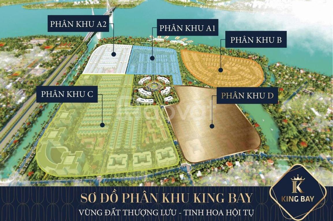Đầu tư KingBay - đầu tư chắc thắng, giá sốc chủ đầu tư