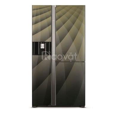 Tủ lạnh Hitachi SBS R-M700AGPGV4X (DIA) giá rẻ