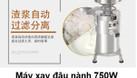 Máy xay đậu nành công nghiệp DN-750W (ảnh 1)