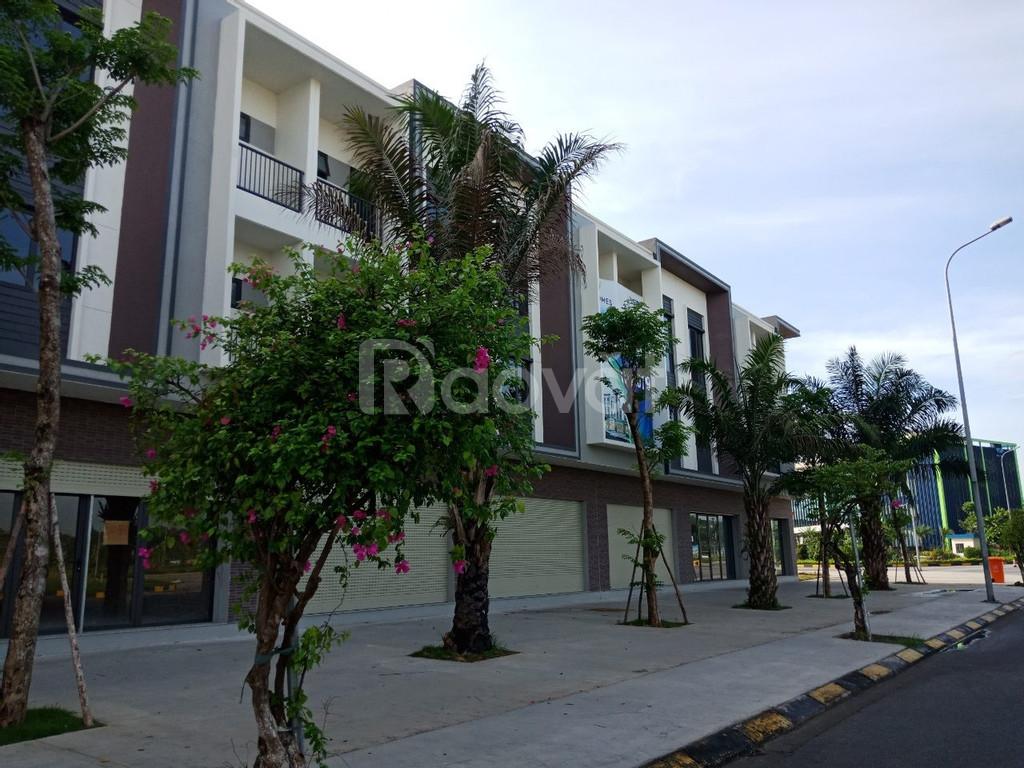 Bán gấp căn ngoại giao Shophouse Belhome VSIP Bắc Ninh, 90m2