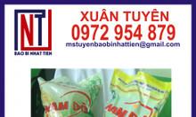 Cung cấp bao bì gạo 1kg giá rẻ