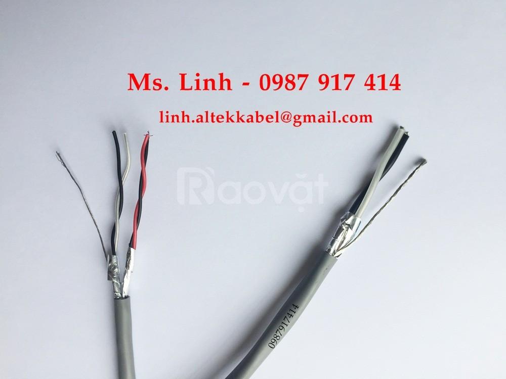 Cáp điều khiển thường / Cáp điều khiển có lưới chống nhiễu Altek Kabel