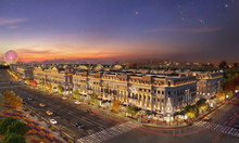 Shophouse Europe - Kinh doanh trọn đời sinh lời mãi mãi.