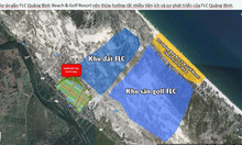 Sở hữu đất nền ven biển chỉ với 600 triệu/lô 500m2 đã có sổ đỏ