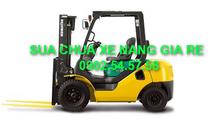 Sửa chữa cho thuê bán xe nâng tại Bình Dương Tân Uyên Bến Cát Phú Giáo