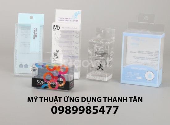 In hộp nhựa PVC, hộp nhựa PET, hộp nhựa PP, hộp nhựa PS, Body Sticker (ảnh 1)