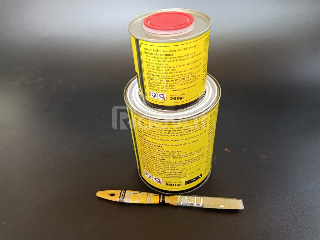 Chuyên cung cấp lẻ sơn bóng 2k với mức giá ưu đãi