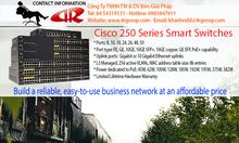 Cisco 250 Smart Switch series