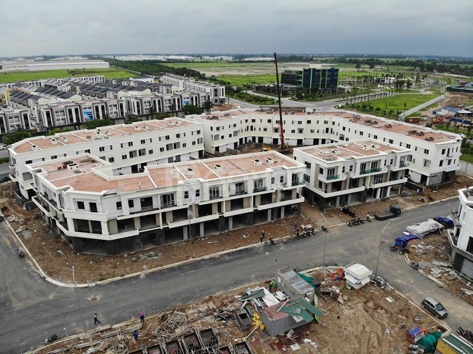 Bán Shophouse Centa City KĐT VSIP Bắc Ninh giá chỉ 16,3tr/1m2