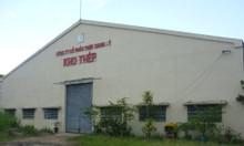 Cho thuê nhà xưởng tại Thuận An - 3000m2