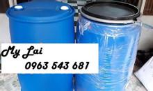 Phân phối sỉ, lẻ phuy nhựa 220 lít đựng hóa chất, phuy 220 lít