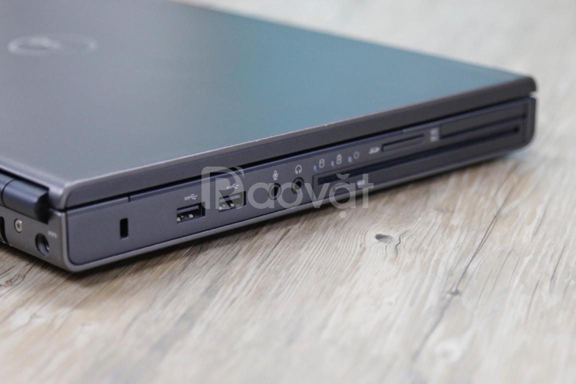 Dell Precision M4700 I7-3740QMQ 8G SSD 256G + 750GB K2000 FHD