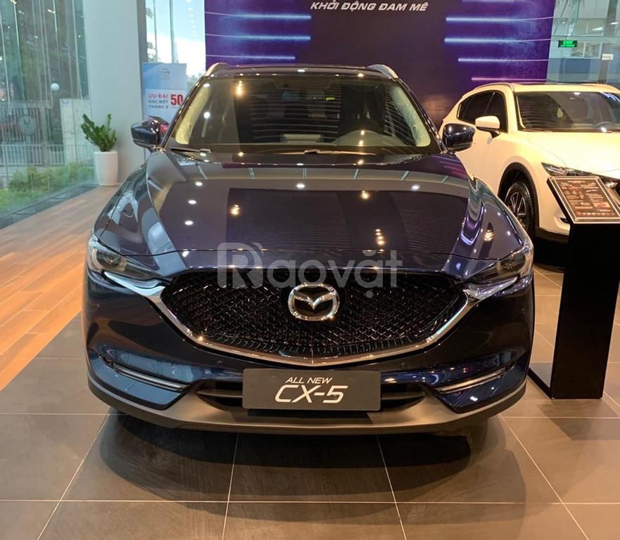 Mazda CX-5 2.5 2WD 2018 ưu đãi nhiều và hỗ trợ giao xe nhanh