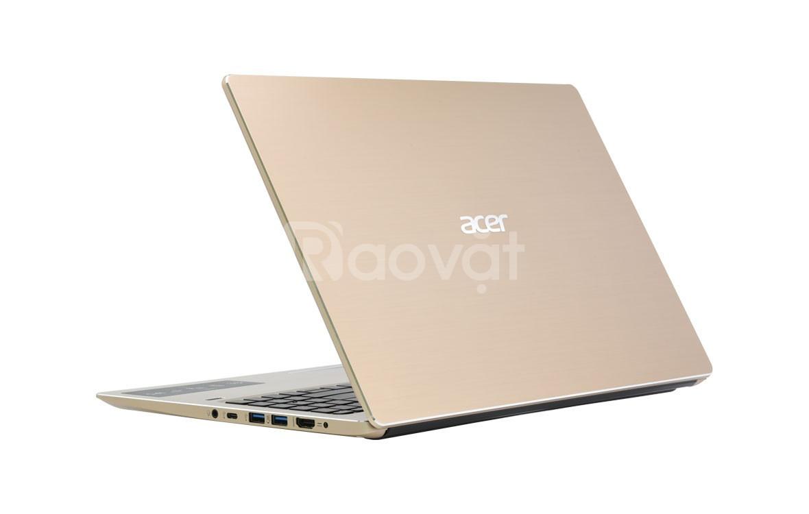 Laptop Acer Swift 3 SF315-52-38YQ (NX.GZBSV.003) cỏe I3 8130U 4G 1T F
