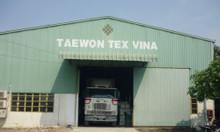 Cho thuê nhà xưởng 1500m2 trong KCN MP2