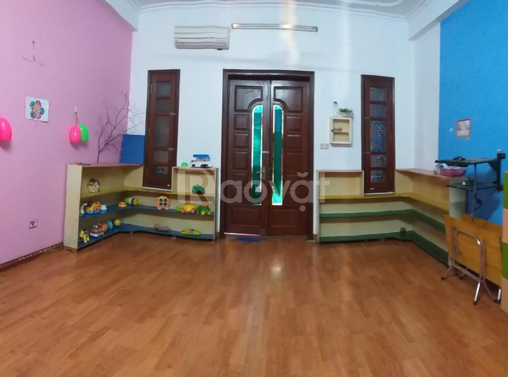 Bán nhà 5 tầng liền kề khu đô thị Định Công